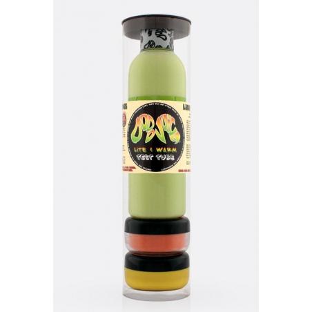 Dodo Juice Lite And Warm - sada voskov s leštenkou pre pastelové farebné odtiene lakov