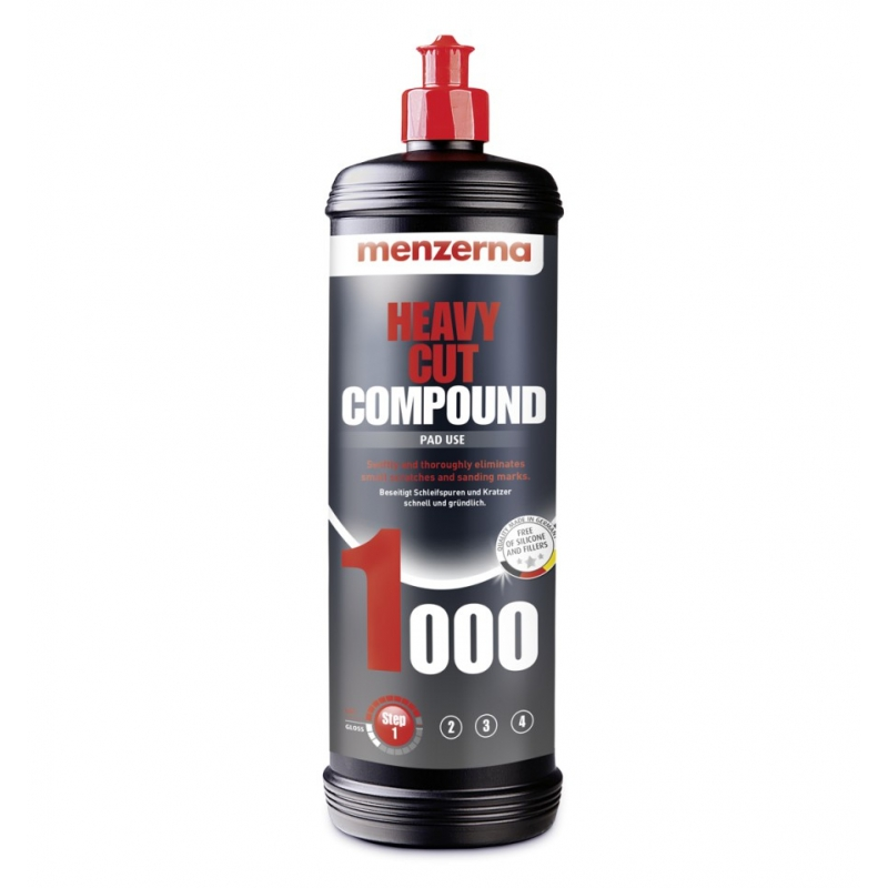MENZERNA HEAVY CUT COMPOUND 1000 -  1 liter