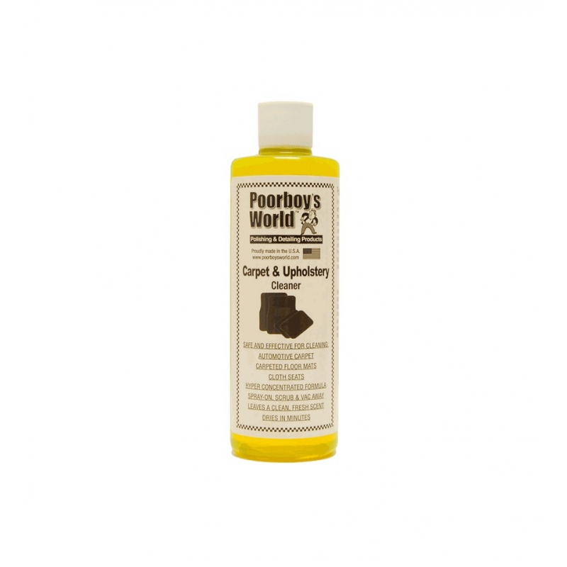 Poorboys World Carpet and Upholstery Cleaner