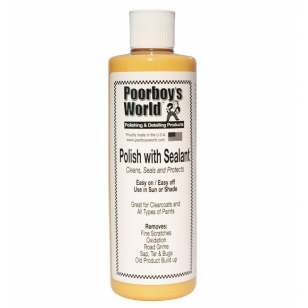 Poorboy's World  Polish with Sealant 473 ml