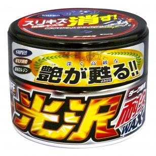 Prostaff Gloss & Durable Car Wax Kotaku Dark