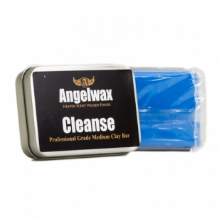 Angelwax Cleanse Clay Bar Medium 100 g