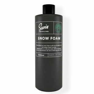 Sam's Detailing Snow Foam 1000 ml