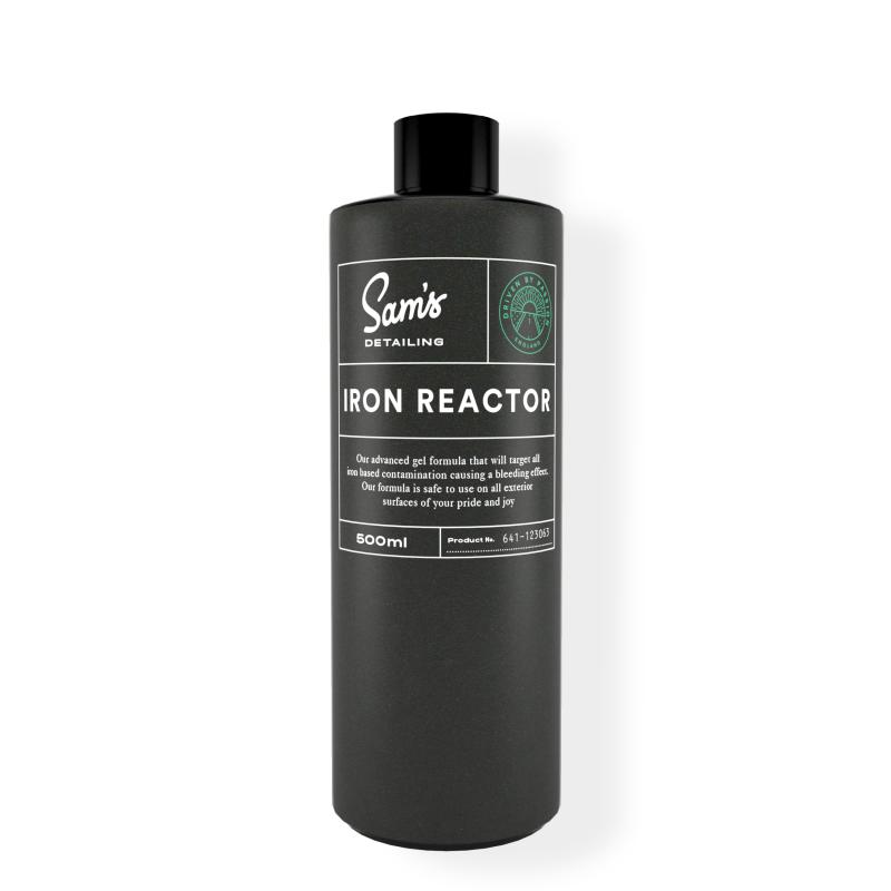 Sam's Detailing Iron Reactor