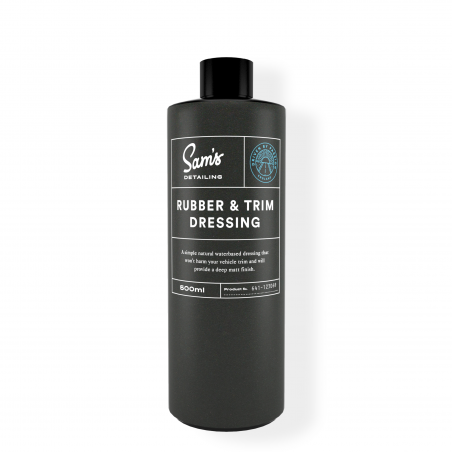 Sam's Detailing Rubber & Trim Dressing 500 ml
