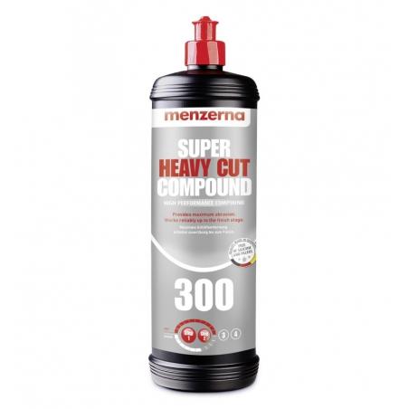 Menzerna  Super Heavy Cut Compound 300 1000 ml