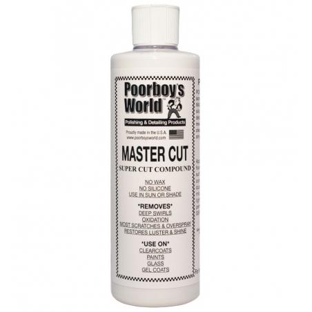 Poorboy's World Master Cut Compound 473 ml