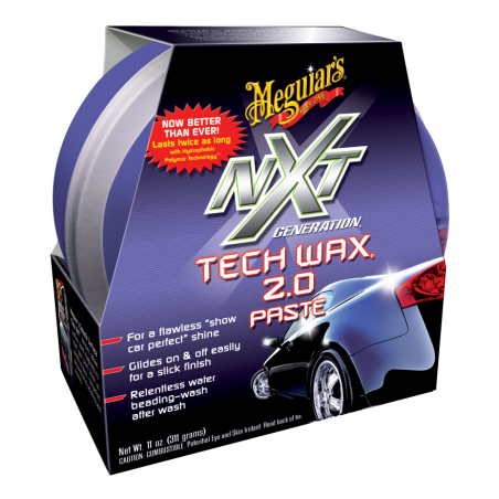Meguiar's NXT Generation Tech Wax 2.0 Paste 311 g