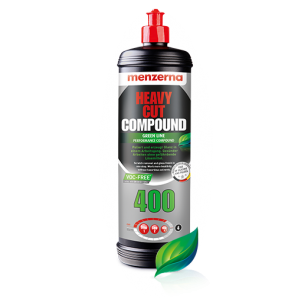 MENZERNA  HEAVY CUT COMPOUND 400 GREEN LINE - 250 ml