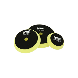 Lare Pro Polishing Pad Yellow 75/100 mm