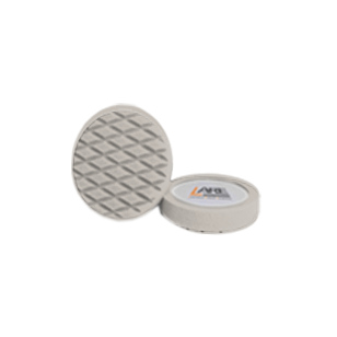 Lare Pad Diamond White 150 mm