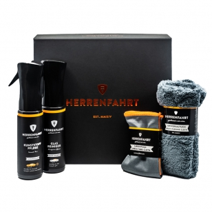Herrenfahrt Proffesional XXL Car Care Set  - Cockpit Care