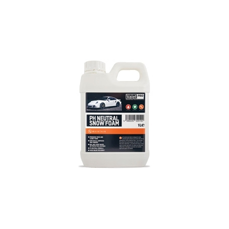 ValetPro pH Neutral Snow Foam 1000 ml