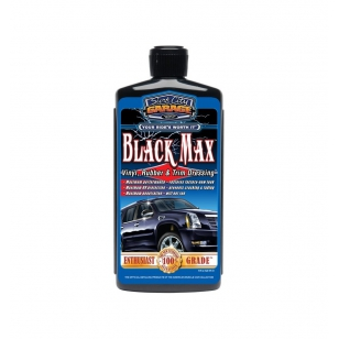 SURF CITY GARAGE BLACK MAX VINYL, RUBBER & TRIM DRESSING 473 ml