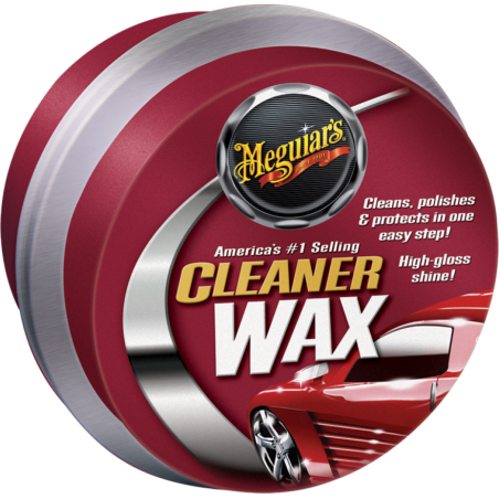 Meguiar's Cleaner Wax Paste 311 g
