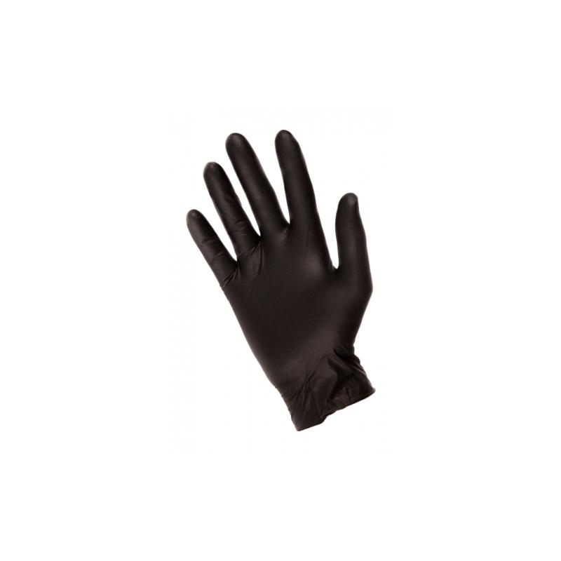 Monster Shine Gloves Black XL