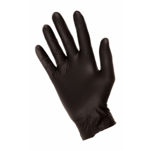 Monster Shine Gloves Black XL