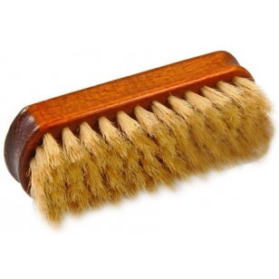 Monster Shine Leather Brush