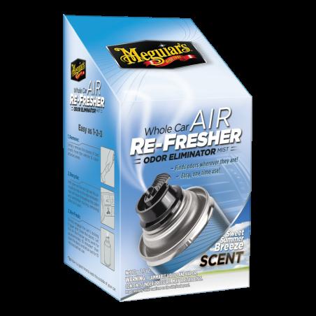 Meguiar's Air Re-Fresher Odor Eliminator - Summer Breeze Scent 71 g