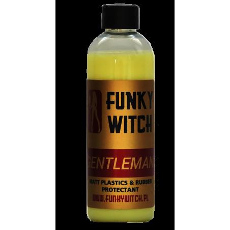 Funky Witch Gentleman Matt Plastics & Rubber Protectant 215 ml