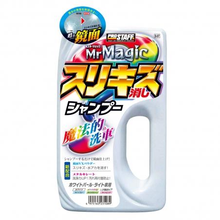 Prostaff Wax Shampoo Mr. Magic - Scratch Erase Type