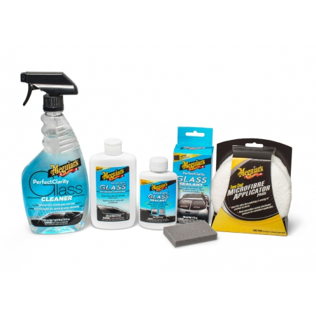 Meguiar's Perfect Clarity Glass Care Kit