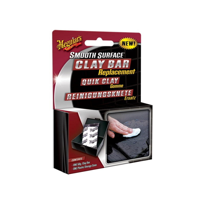 Meguiars SMOOTH SURFACE CLAY BAR REPLACEMENT 80 g
