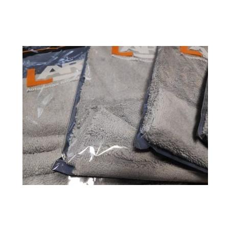 Lare Microfibre Grey Edgeless
