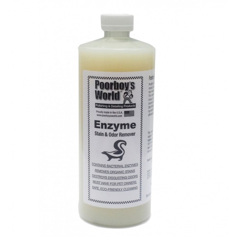 Poorboys World Enzyme Stain & Odor Remover 946 ml