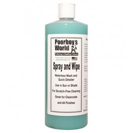 Poorboy's World Spray & Wipe 946ml