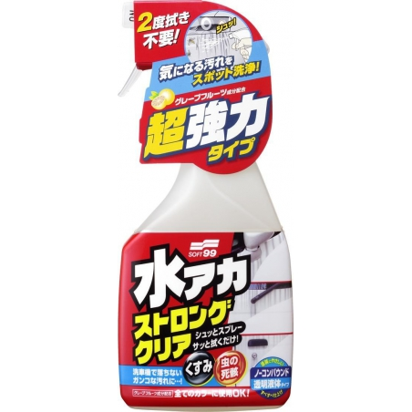 Soft99 Stain Cleaner Strong Type 500 ml