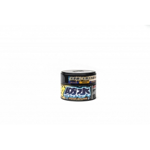 Soft99 WATER BLOCK WAX DARK & METALLIC