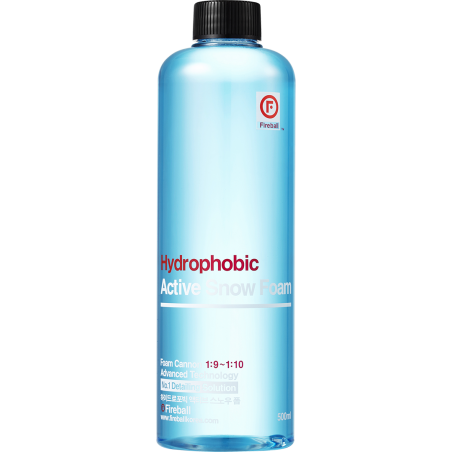Fireball Ultimate Hydrophobic Foam - Sky Blue