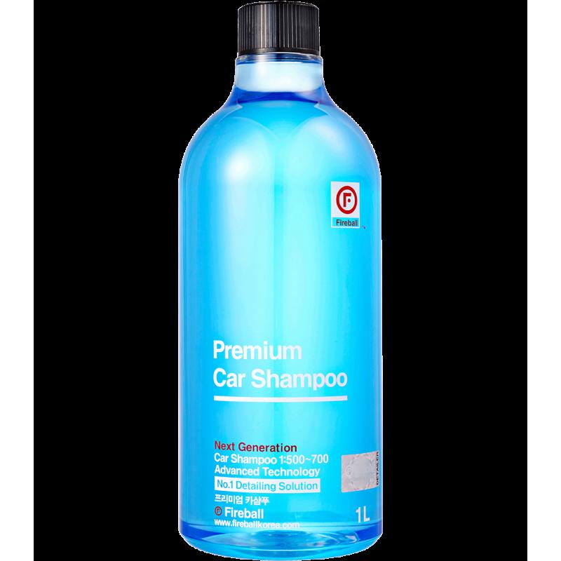 Fireball Premium Car Shampoo