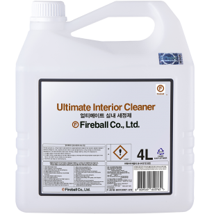 Fireball Ultimate Interior Cleaner - 4 000 ml