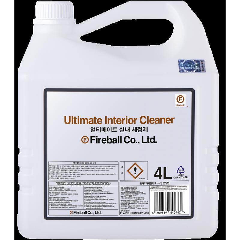 Fireball Ultimate Interior Cleaner - 4 000 ml
