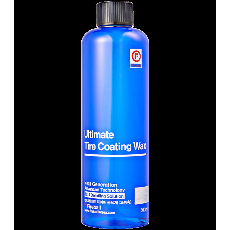 Fireball Ultimate Tire Coating Wax - Blue