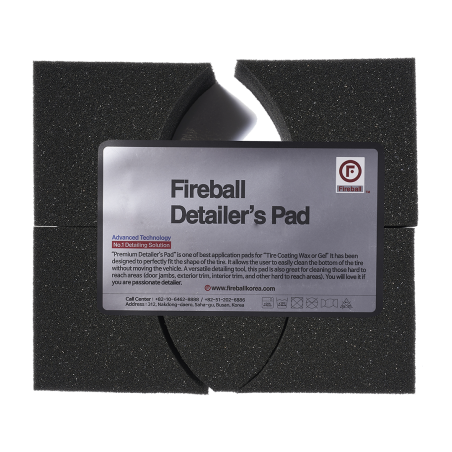 Fireball Detailer's Pad / Tire Applicator