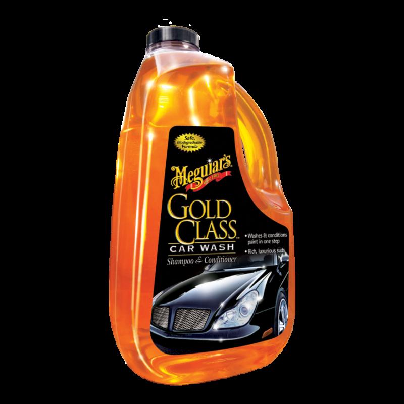 Meguiars GOLD CLASS CAR WASH 1 892 ml (1,89 l)