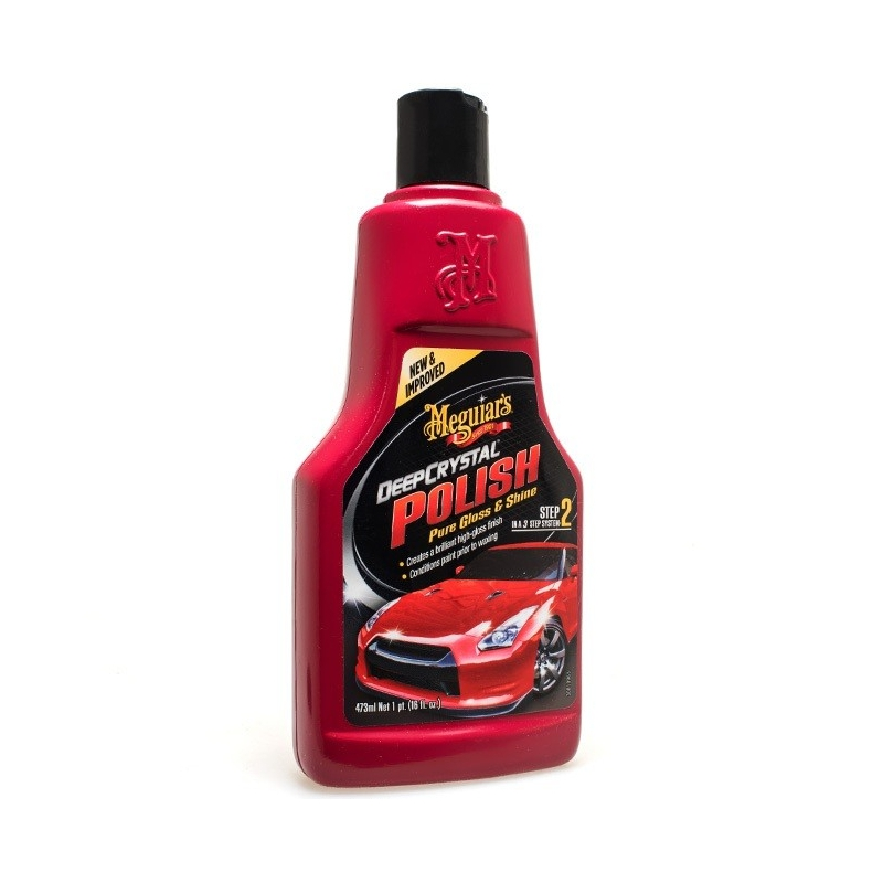 Meguiars DEEP CRYSTAL STEP 2 POLISH