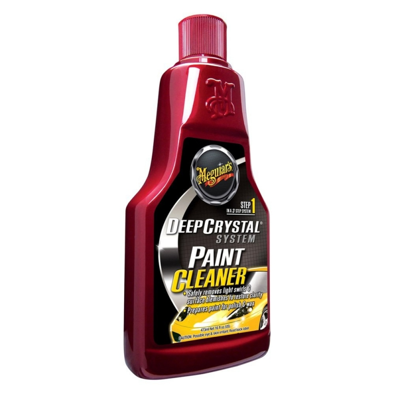 Meguiars DEEP CRYSTAL STEP 1 PAINT CLEANER