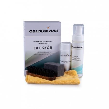 Colourlock Artificial Leather Cleaning & Conditioning Kit  (Kunstleder Pflegeset)