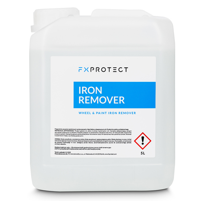 FX Protect Iron Remover 5000 ml