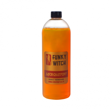 Funky Witch Mosquitoff Insect Remover 215 ml