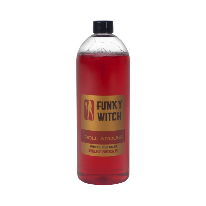 FUNKY WITCH ROLL AROUND WHEEL CLEANER