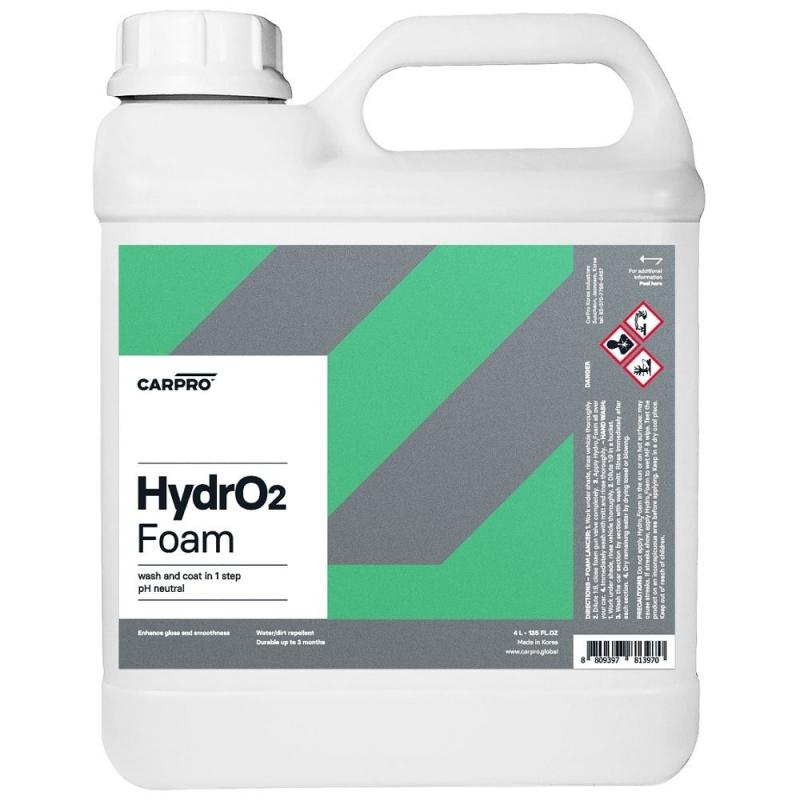 CarPro Hydro Foam Wash&Coat 4 L