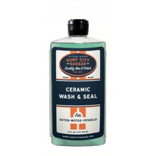Surf City Garage Ceramic Wash & Seal 473 ml
