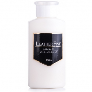 Soft99 Leather Fine Cleaner & Conditioner 100 ml