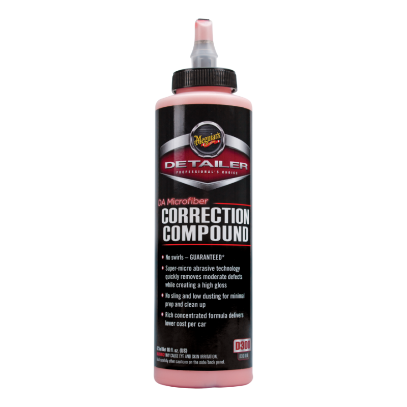 Meguiars DA Microfiber Correction Compound 473 ml