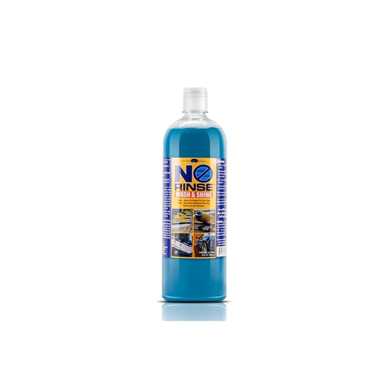 Optimum No Rinse Wash and Shine 950 ml